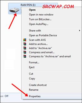 Increase Ram Using ReadyBoost In Windows 7, 8, 10