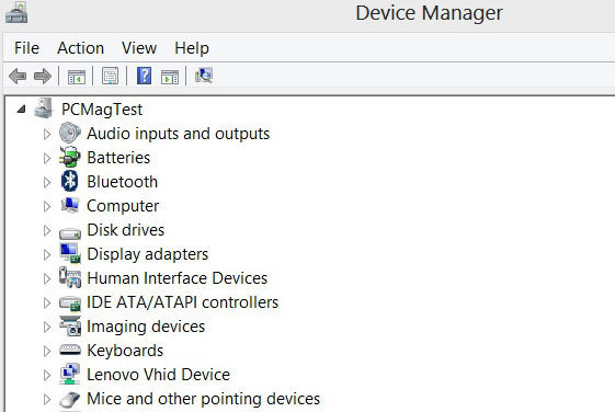 Disable Unused Devices and Ports