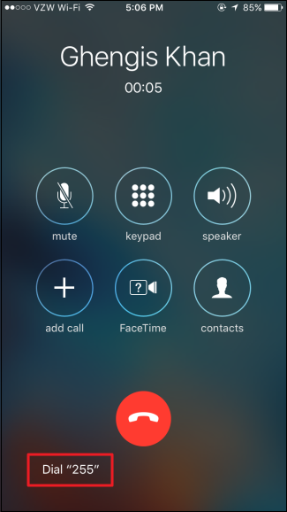 How to Dial an Extension's Number Automatically on Your iPhone