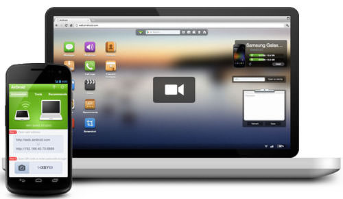 Remotely manage Android files, messages, and more from your PC (Remote Control Android from PC)