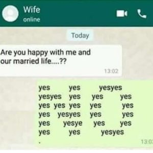Married Life is Happy