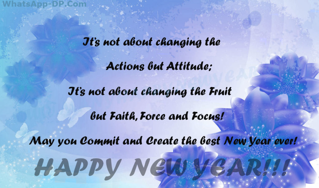 Happy new year joyous messages