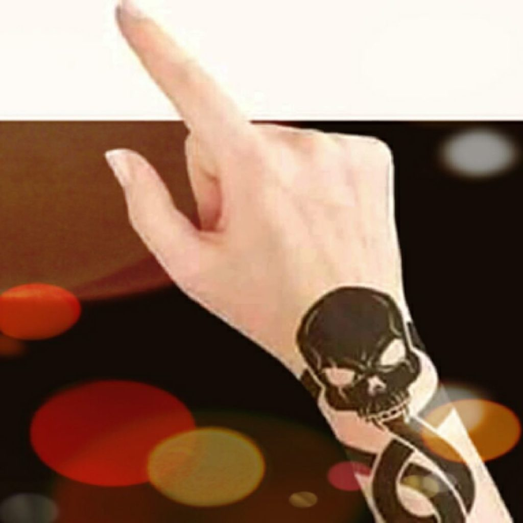 Hand sign - FB intro Featured Photos for your Profiles
