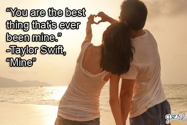 Really amazing girlfriend quotes