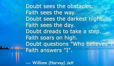 quotes on faith