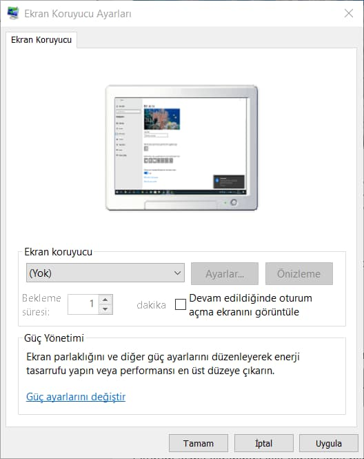 turning off windows 10 screensaver 2 How to turn off Windows 10 Screen Saver