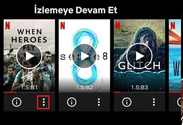 Keep watching Netflix delete, remove Netflix from watching, Delete Netflix watching History