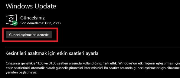 windows 10 update 4 How to Update Windows 10?