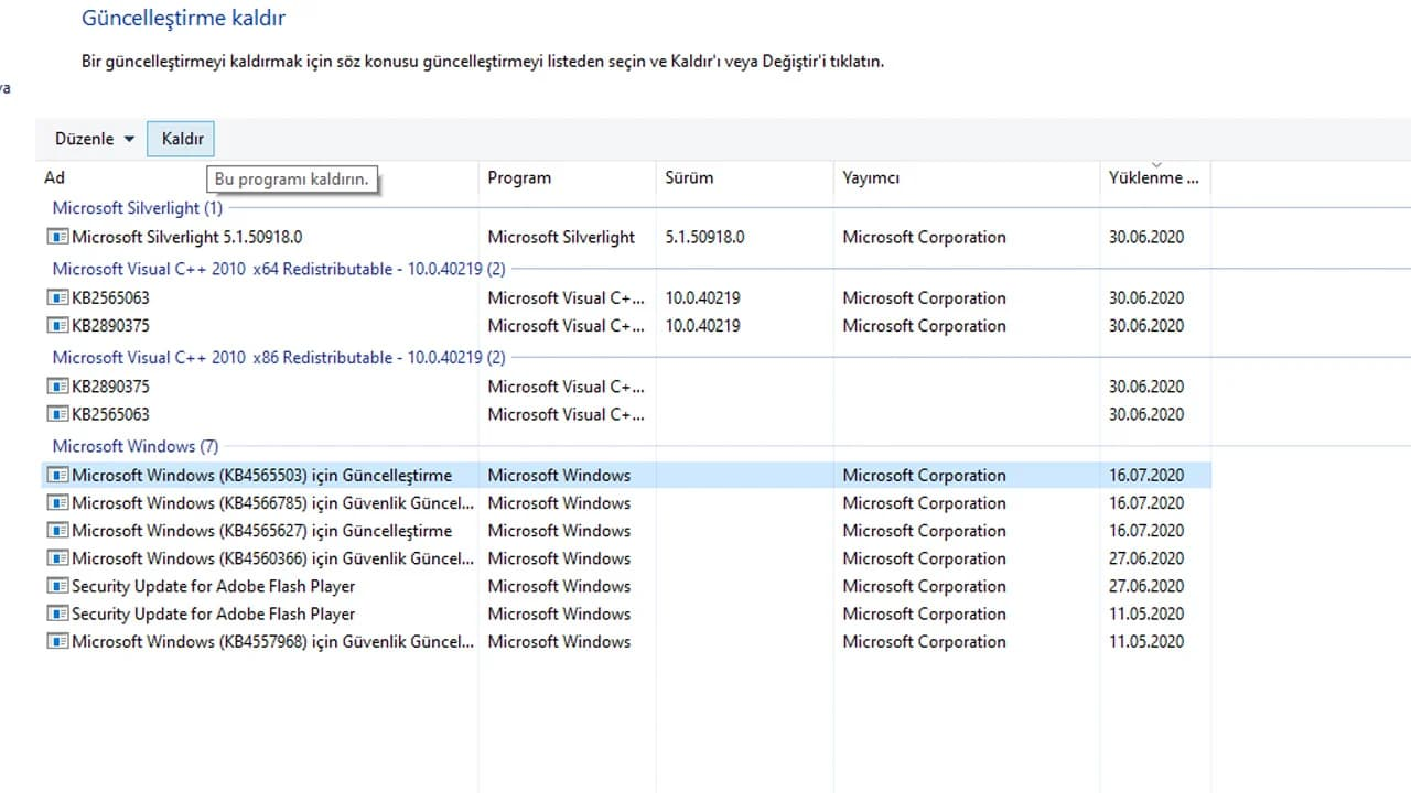 windows 10 update 7 How to Update Windows 10?