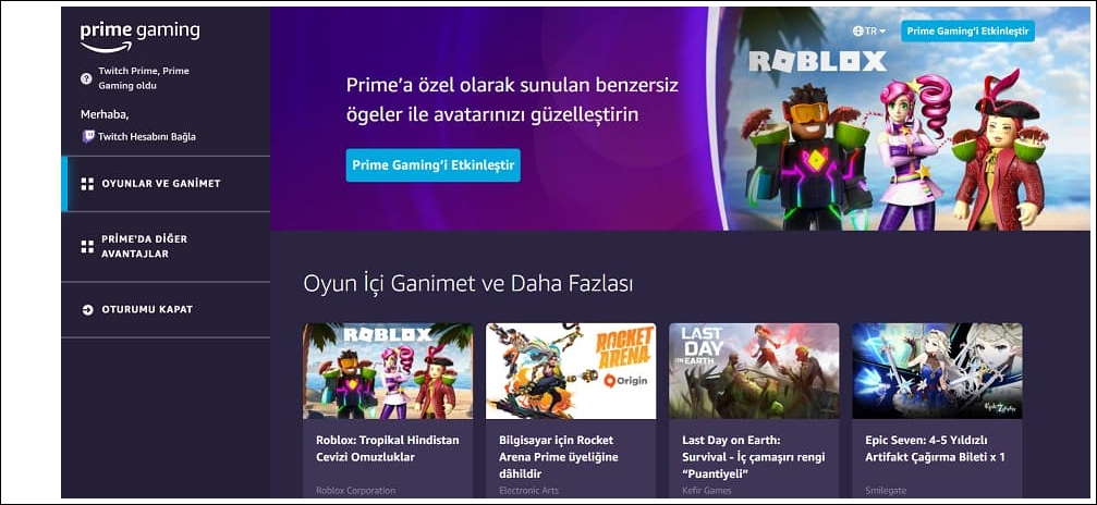How to Merge Twitch and Amazon Prime Gaming Accounts?