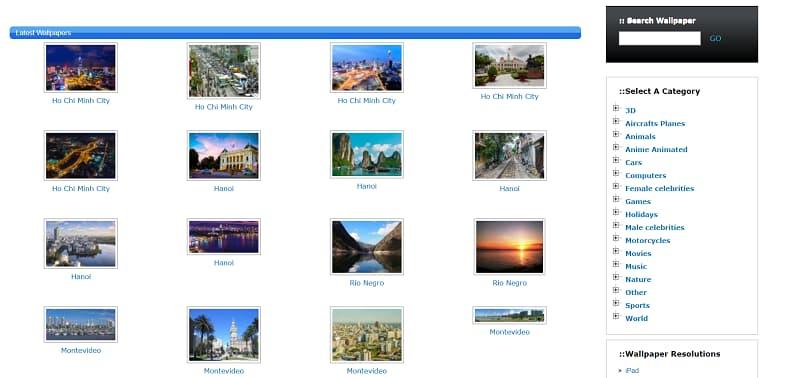 Best Wallpaper Sites