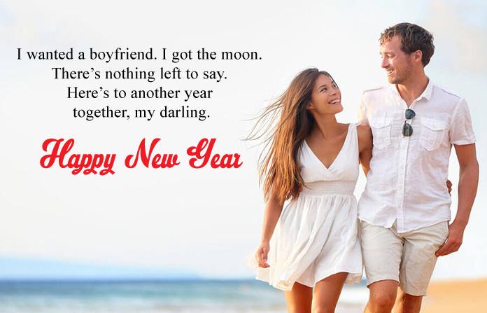 Happy New year 2021 Quotations boyfriend hd