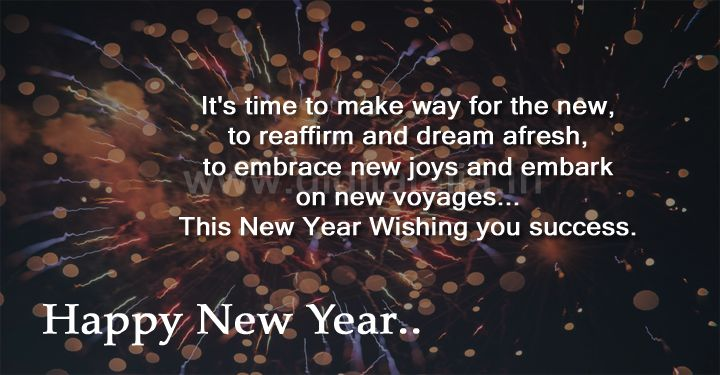 Happy New year 2021 Sms Wishes