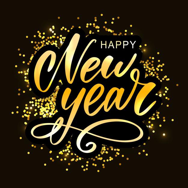 Happy new year 2021 photo festival