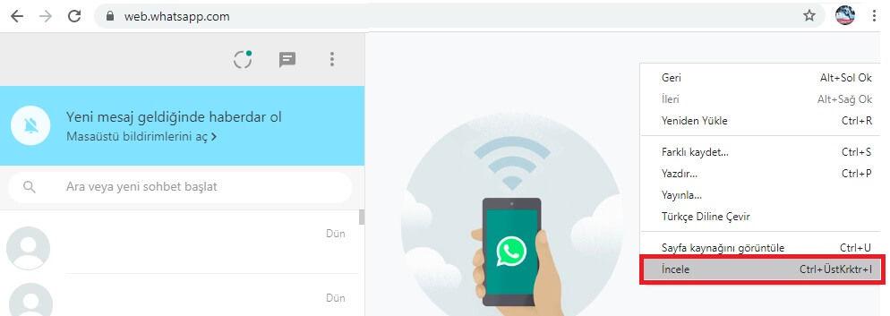 WhatsApp Web Dark Mode, How to turn on Wp dark mode, WhatsApp web dark mode