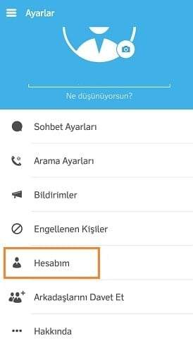How to Delete Bip Messenger Account?