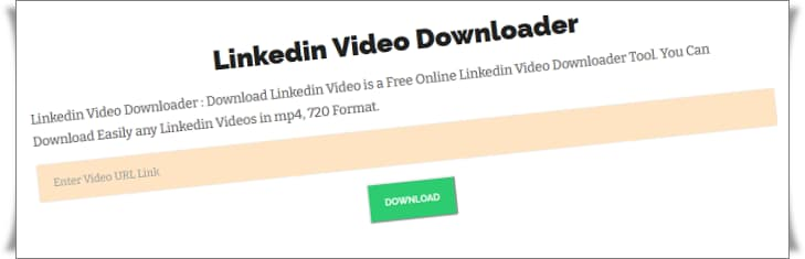 How to Download Linkedin Videos?