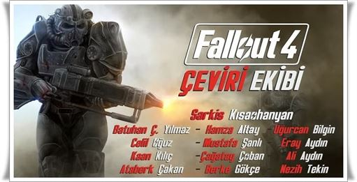 How to Install Fallout 4 Turkish Patch?