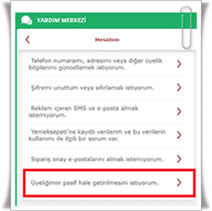 How to Delete Yemeksepeti Account?