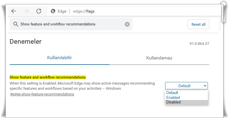 How to Turn Off Bing Notifications