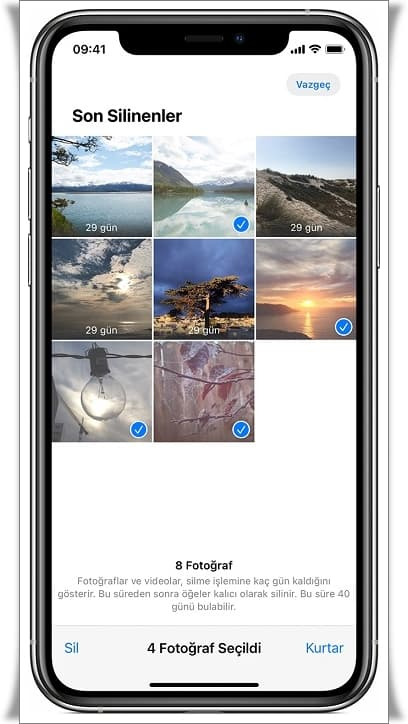 How to Recover Deleted Photos on iPhone?