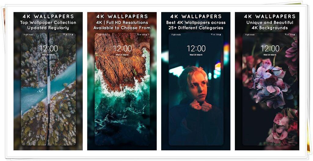 Best Phone Wallpaper Apps