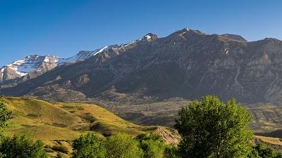 Desktop Wallpaper and iPhone Mountains Hills Valley+ Download Wallpapers