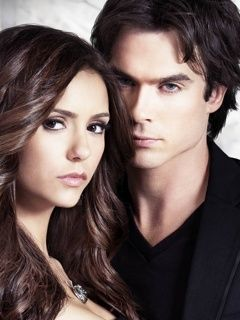 Wallpaper Damon Salvatore And Elena– HD HQ Wallpapers Download