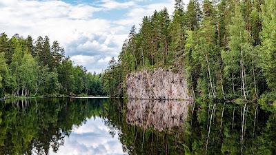 Nature wallpaper beautiful lake+ Download Wallpapers