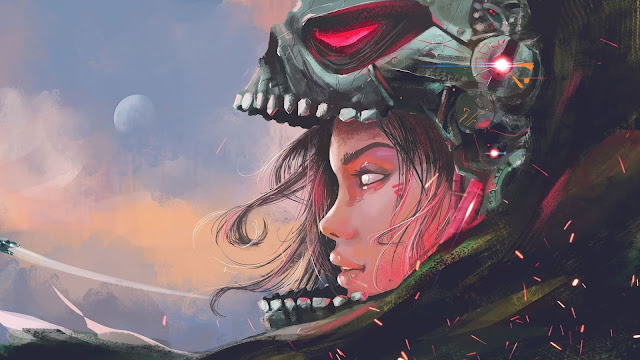 Fantasy warrior fantasy wallpaper+ Wallpapers Download
