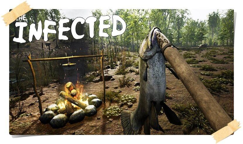 Survival Games Like Valheim