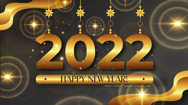 Beautiful wallpaper for the new year 2022+ Wallpapers Download