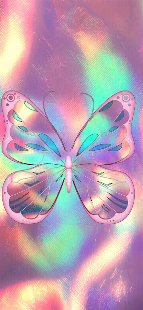 Pink Butterfly Girly Iphone Wallpaper+ Wallpapers Download