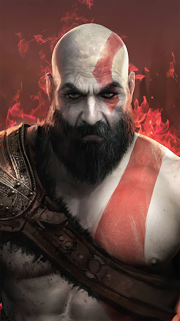 God Of War iphone wallpaper for iphone+ Wallpapers Download