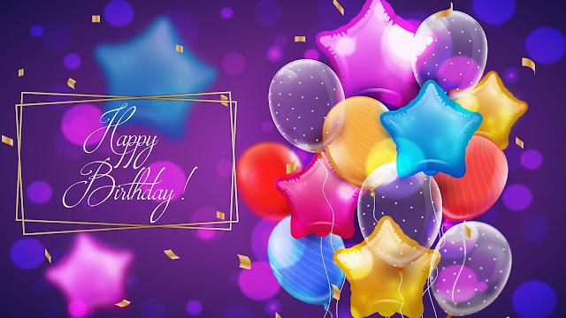 Happy Birthday Desktop Wallpaper+ Wallpapers Download