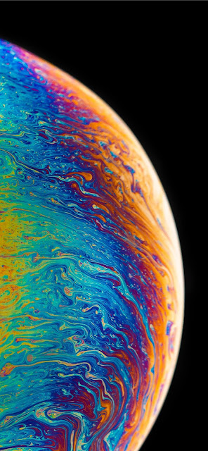 Colorful Iphone Bubble Wallpaper+ Wallpapers Download