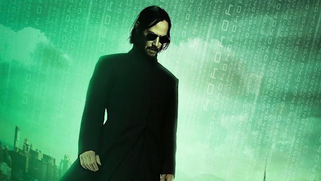 4k Wallpaper The Matrix Resurrections+ Wallpapers Download