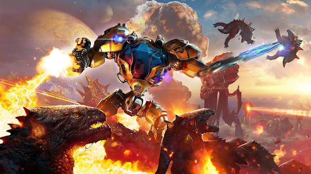 Riftbreaker Gamer Wallpaper+ Wallpapers Download
