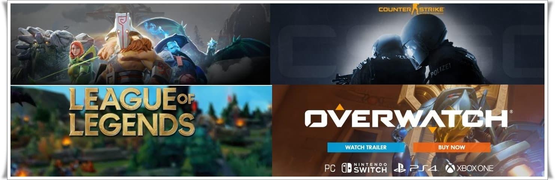 Best eSports Games