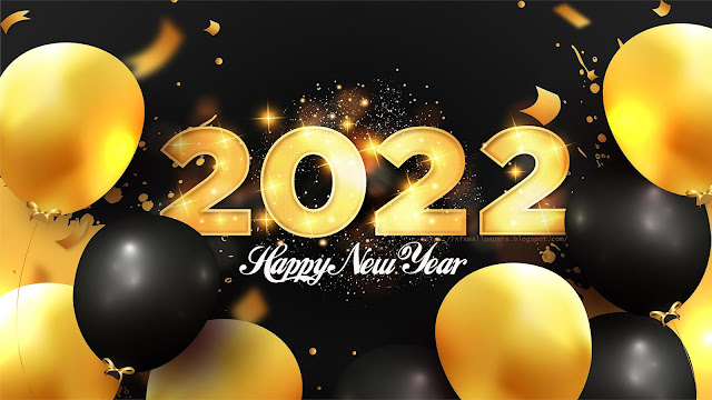 Celebration wallpaper for the new year 2022+ Wallpapers Download