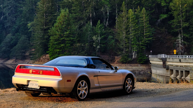 Old Acura NSX car wallpaper+ Wallpapers Download